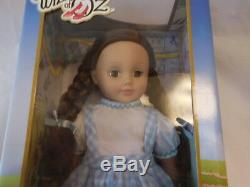 Madame Alexander The Wizard Of Oz Collection Doll Dorothy 18 Vinyl NIB