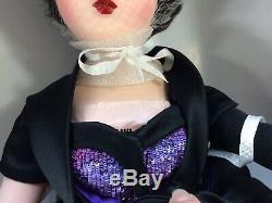 Madame Alexander Timeless Beauty Violet Cissy 2008 Le 85 Elizabeth Taylor Doll