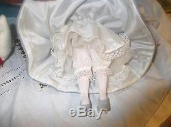 Madame Alexander WDWD 1991 Alice and The White Rabbit #656 NIB Rare