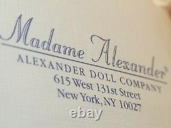 Madame Alexander Wales 8 Doll, Corgi & Hat