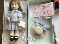 Madame Alexander Wendy Ann Felt Doll 48455 Nib Le