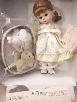 Madame Alexander Wendy Loves Patrick With Puppy Dogs 37200 Rare 2003