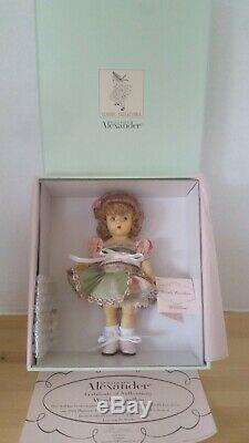 Madame Alexander Wendy Woodkin Nib Ltd Edition Doll