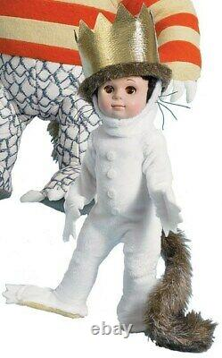 Madame Alexander Where The Wild Things Are, NEW, Mint