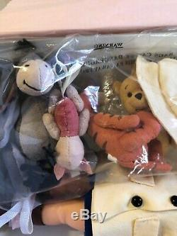 Madame Alexander Winnie The Pooh & The Blustery Day #38365 NIB Never Removed