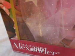 Madame Alexander Wizard of Oz Glinda the Good Witch 18 Doll Pink Dress NEW