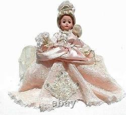 Madame Alexander doll 10 ROCOCO BRIDE #22460