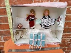 Madame Alexander doll 8 Park Ave. Wendy & Alex SET #31200 NEW IN BOX