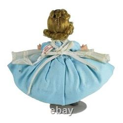 Madame Alexander-kins Little Women Amy 8 Doll #381 MIB Early Blue Version
