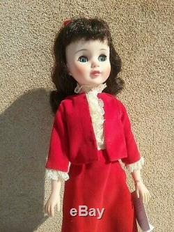 Madame Alexander vintage 17 Polly fashion doll 1965 NWT new hang tag poseable