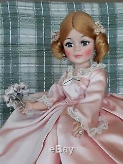 Madame Alexander vintage 21 doll Jenny Lind Cissy Coco NIB new box smoke free