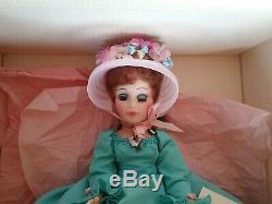 Madame Alexander vintage Agatha doll NIB new box undisplayed hang tag NRFB 21