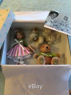 Madame Alexander vintage doll set The Four Of Us