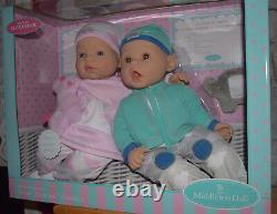 MadameAlexander/Middleton Newborn Twins Two Adorable Babies! Wonderful Gift