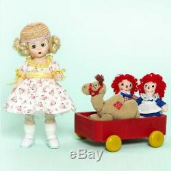 Marcella Takes a Trip with Raggedy Ann & Andy (61790) by Madame Alexander