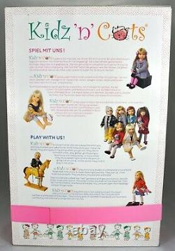 Mareike by Sonja Hartmann, Kidz' n' Cats, 18 inch Doll NRFB Rare LAST ONE