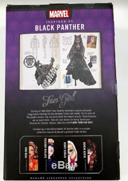 Marvel Fan Girl Doll Inspired by Black Panther Madame Alexander Collection