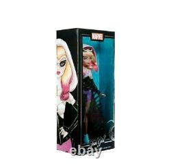 Marvel Fan Girls Madame Alexander Dolls Collectibles NEVER OPENED Set 5 Dolls