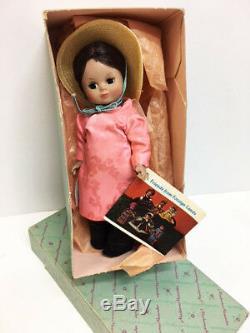 Mint in Box Tag Madame Alexander VINTAGE 8 Vietnam Vietnamese Bent Knee Doll