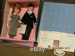 NEW MIB MADAME ALEXANDER LUCY & RICKY set 1996 #20123 withBOTTLE & SPOON