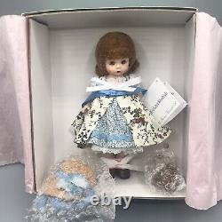 NEW Madame Alexander Doll Five Little Bluebirds NRFB RARE and HTF