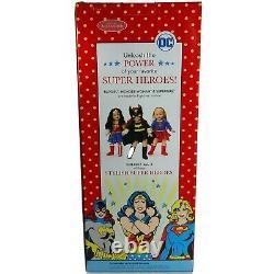 NIB Madame Alexander Wonder Woman 18 Doll, DC Comics Girls