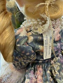 NIB Marie Antoinette by Madame Alexander Vintage 21 Doll