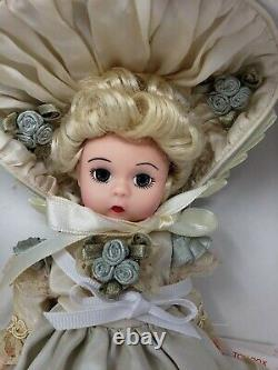 NRFB ADORABLE SILK VICTORIA #26875 Madame Alexander Doll