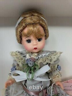 NRFB TREASURED SILK #28720 Madame Alexander Doll