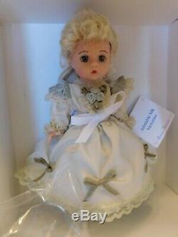 New! Madame Alexander 8 Doll Adorable Silk Victorian Doll #25045 2000 NRFB