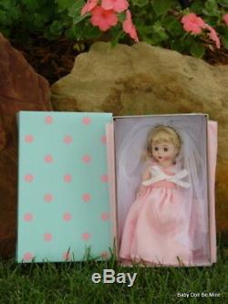 New Madame Alexander Fairy Tale Sleeping Beauty Bride 8 Inch Doll
