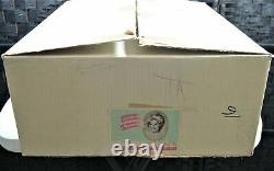New Madame Alexander Gainsborough Portrait Doll Pink Dress 21 Orig. Box with Tag