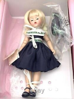 New Madame Alexander Homecoming Lissy 12 LE400 Never Removed from Box 134/400