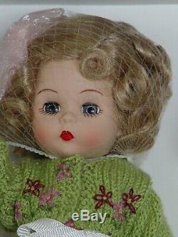 New and Retired Madame Alexander The Four of Us! 35721 8 Inch Doll