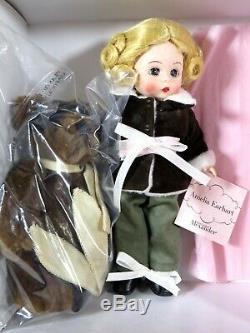 Nib Madame Alexander Doll 8 Amelia Earhart Pilot #40415