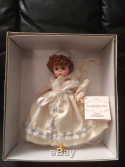 Nib Rare Madame Alexander 8 Fully Articulated This Little Light Of Mine