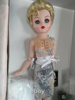 Nrfb Madame Alexander Marilyn Monroe Some Like It Hot Cissy Doll Ltd. Ed Of 75