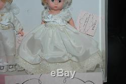 Princess Anne & Prince Charles 8'' Madame Alexander Dolls NRFB
