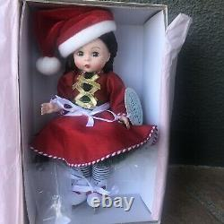 RARE MADAME ALEXANDER DOLL HAPPY HOLLY DAYS In Box