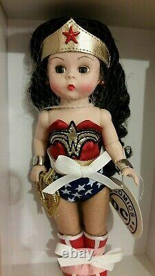 RL Madame Alexander NEW 8 Doll Wonder Woman DC Comics 70000