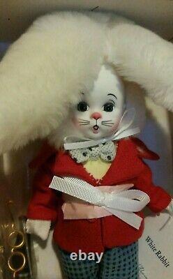 RL Madame Alexander New 8 Doll White Rabbit 61715