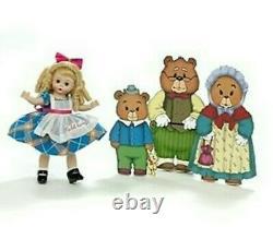 RRD Madame Alexander New 8 Doll Goldilocks 66720