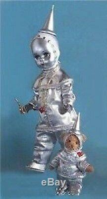 Rare Htf Madame Alexander To Oz Tin Man 33631 Wizard Of Oz Coa Ltd Ed Nib