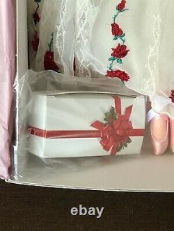 Rare Madame Alexander 16 Nutcracker Clara 21700 Christmas Box Doll Ballerina