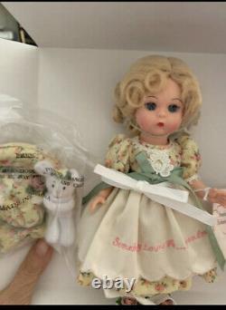 Rare Madame Alexander 8 Doll Somebunny Loves Me Grandma 39140