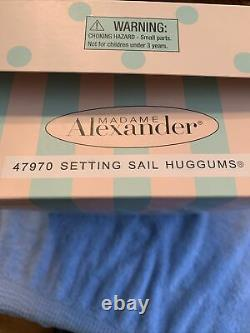 Rare Madame Alexander Setting Sail Huggable Huggums doll (bean bag) / 47970