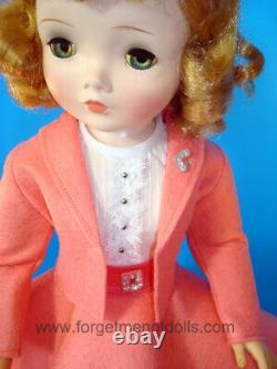 Replica Secretary Set withhat for Madam Alexander Cissy Revlon 20 (No Doll)