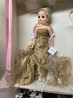 Restrung Madame Alexander Jessica McClintock Cissy LE 19 MINT in BOX #22780