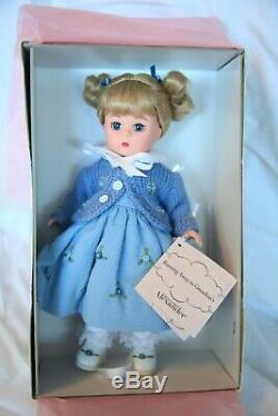 Running Away to Grandma's Madame Alexander doll 8 inch