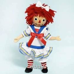 Ships Ahoy Raggedy Ann 95th Anniversary, Madame Alexander Storyland Collection